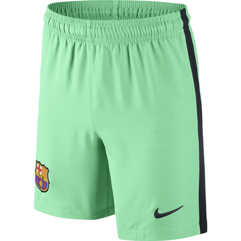 Short Third junior FC Barcelone 2016 - 2017