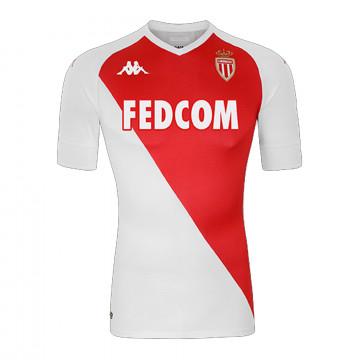 Maillot AS Monaco domicile Authentique 2020/21