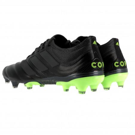 adidas Copa 20.1 FG noir vert