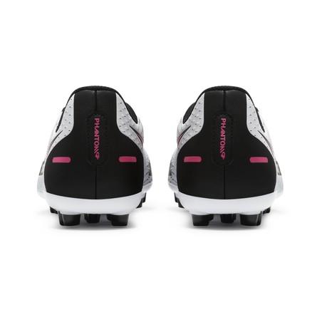 Nike Phantom GT junior Academy AG basse blanc rose