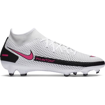 Nike Phantom GT Academy FG/MG blanc rose