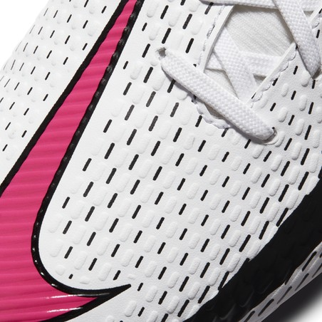 Nike Phantom GT junior Academy FG/MG blanc rose