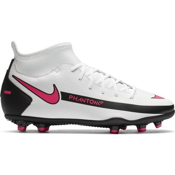Nike Phantom GT junior club FG/MG blanc rose