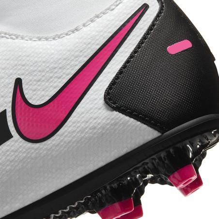 Nike Phantom GT junior club FG/MG blanc rose