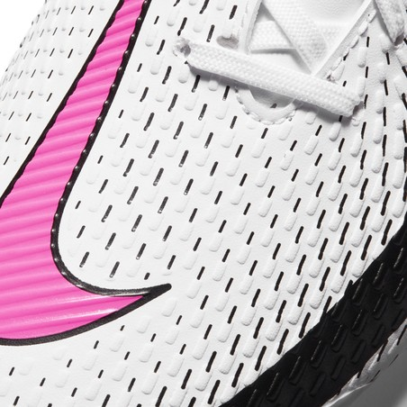 Nike Phantom GT Academy FG/MG basse blanc rose