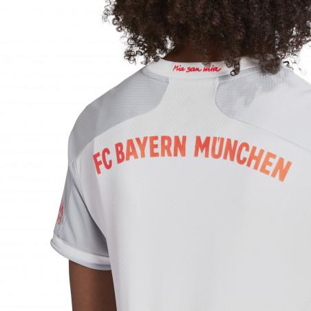 Maillot Femme Bayern Munich extérieur 2020/21
