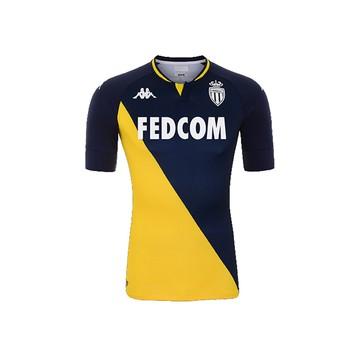 Maillot AS Monaco extérieur Authentique 2020/21