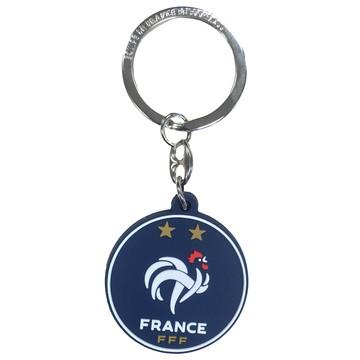Porte-clefs Equipe de France bleu