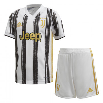 Tenue junior Juventus domicile 2020/21