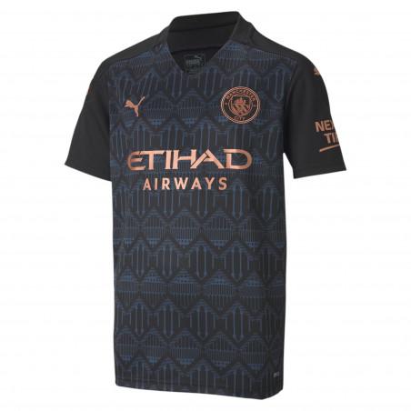 Maillot junior Manchester City extérieur 2020/21