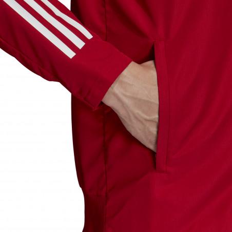 Veste entraînement Benfica rouge 2020/21