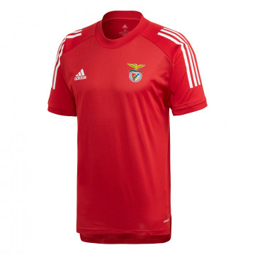 Maillot entraînement Benfica rouge 2020/21