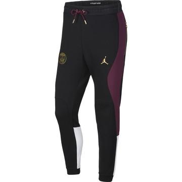 Pantalon survêtement PSG Fleece noir violet 2020/21