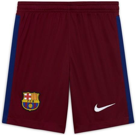 Short gardien junior FC Barcelone rouge 2020/21