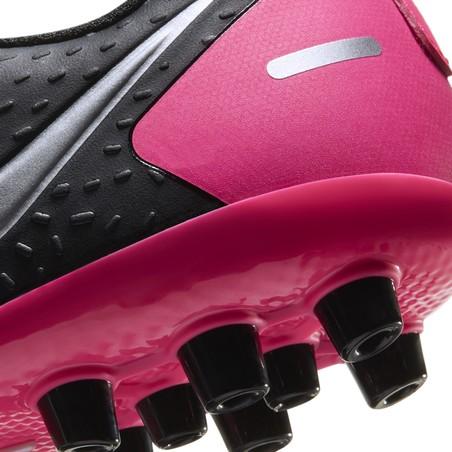 Nike Phantom GT junior Academy AG noir rose