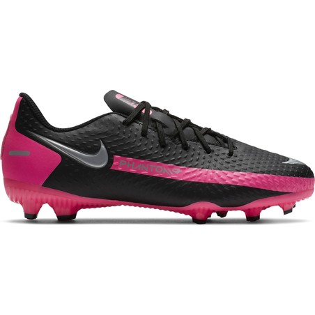 Nike Phantom GT junior Academy FG/MG basse noir rose