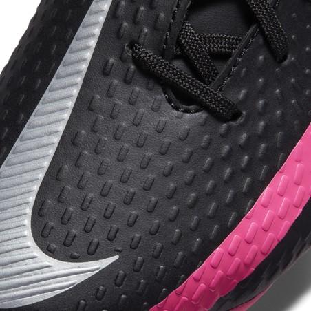 Nike Phantom GT junior Academy FG/MG basse noir rose