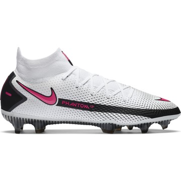 Nike Phantom GT Elite FG blanc rose