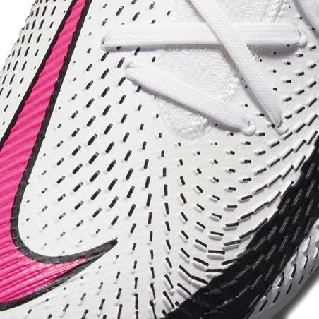 Nike Phantom GT Elite FG blanc rose