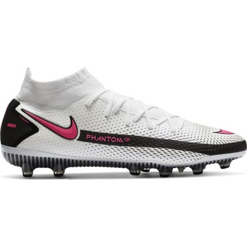 Nike Phantom GT Elite AG-Pro blanc rose