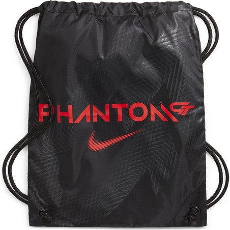Nike Phantom GT Elite SG-PRO Anti-Clog basse noir rouge