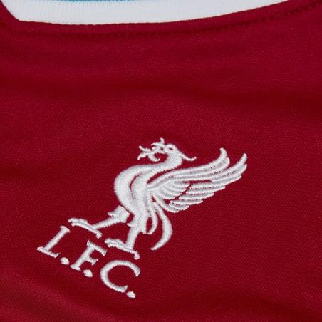 Tenue junior Liverpool domicile 2020/21