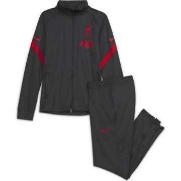 Pantalon de Travail Formation Hors comp/étition Imp QGGQ Apparence Jersey Lǐverpool Manches Longues Surv/êtement Ensembles de Football Sweat-Shirt Homme Fan V/êtements Top