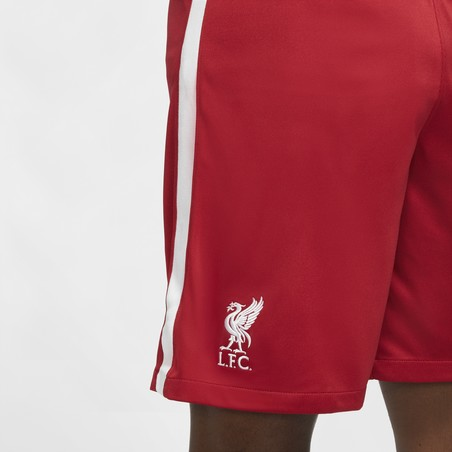 Short Liverpool domicile 2020/21