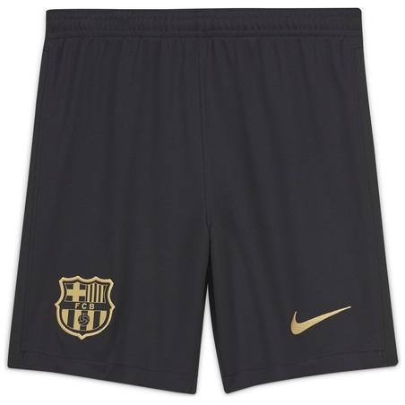 Short junior FC Barcelone extérieur 2020/21