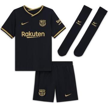 Tenue junior FC Barcelone extérieur 2020/21