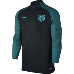 Sweat zippé Third FC Barcelone 2016 - 2017