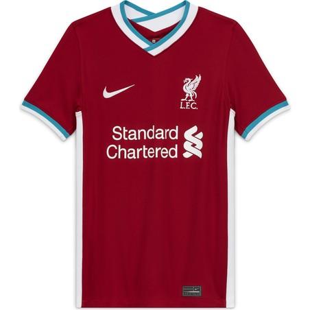 Maillot junior Liverpool domicile 2020/21