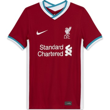 Maillot junior Liverpool domicile 2020/21