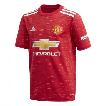 Maillot junior Manchester United domicile 2020/21