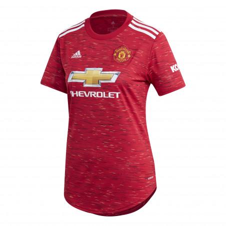 Maillot Femme Manchester United domicile 2020/21