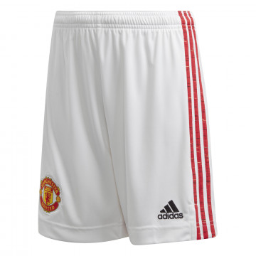 Short junior Manchester United domicile 2020/21