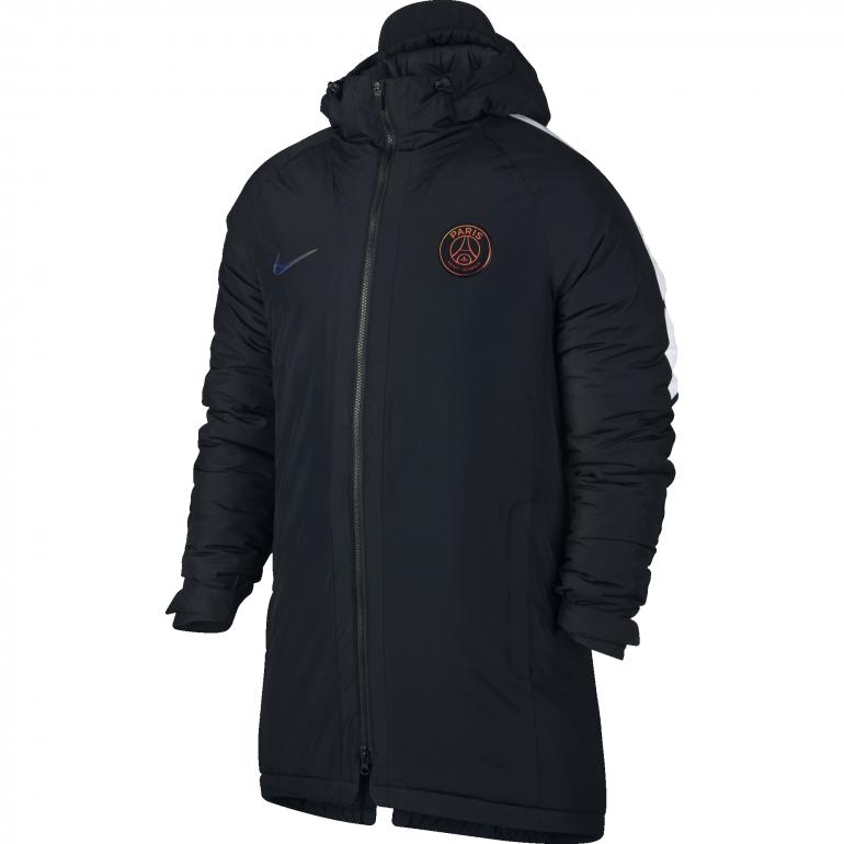 Manteau PSG noir 2016 - 2017