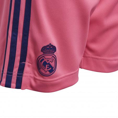 Short junior Real Madrid extérieur 2020/21