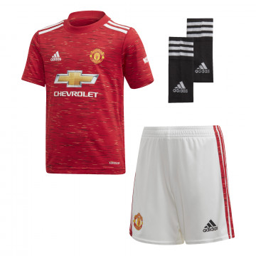 Tenue junior Manchester United domicile 2020/21