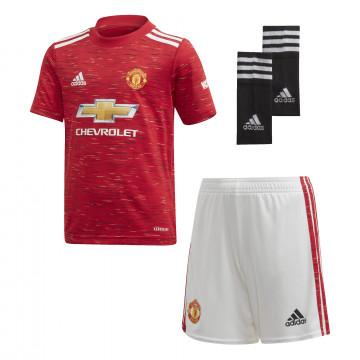 Tenue junior Manchester United domicile 2020/21
