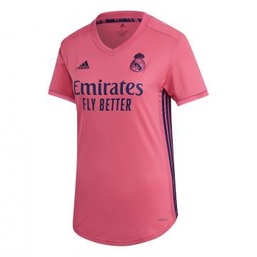 Maillot Femme Real Madrid extérieur 2020/21