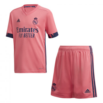 Tenue junior Real Madrid extérieur 2020/21