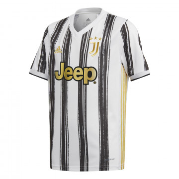 Maillot junior Juventus domicile 2020/21