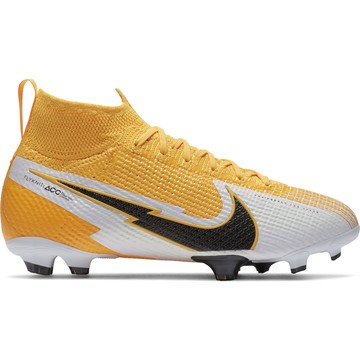 Nike Mercurial Superfly VII junior Elite FG jaune