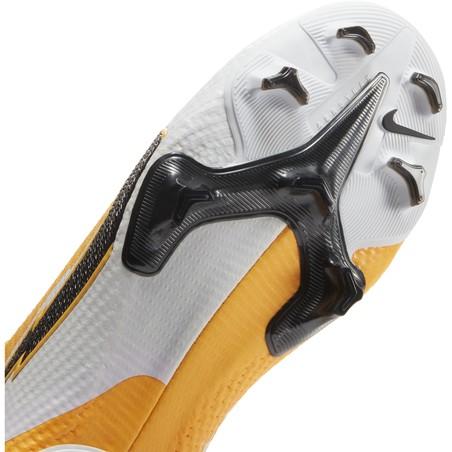 Nike Mercurial Superfly VII junior Elite FG jaune