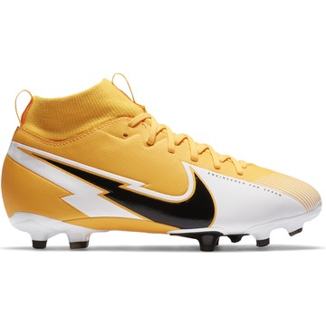 Nike Mercurial Superfly VII junior Academy FG/MG jaune