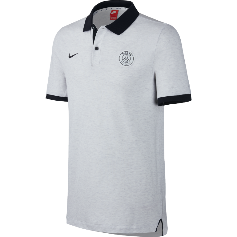 Polo PSG blanc 2016 - 2017