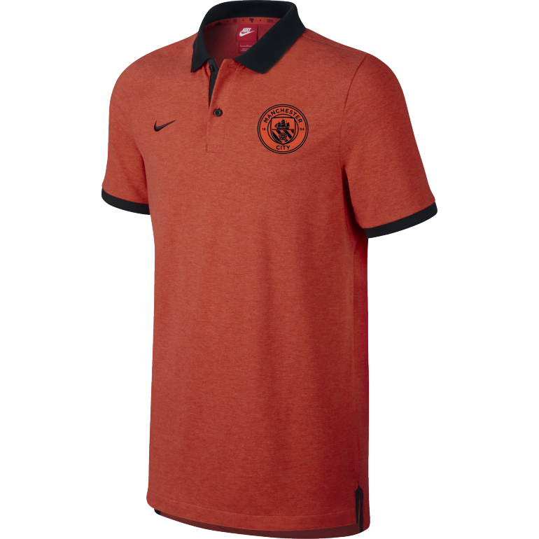 Polo Manchester City orange 2016 - 2017