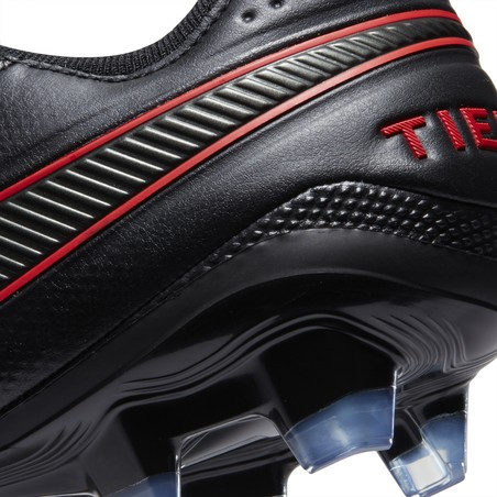 Nike Tiempo Legend 8 Elite FG noir rouge