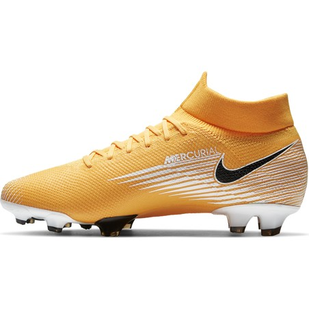 Nike Mercurial Superfly VII Pro FG jaune